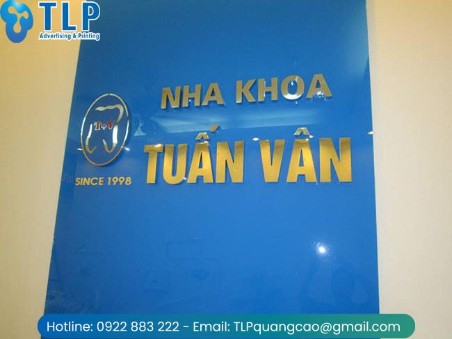 backdrop cho phong kham