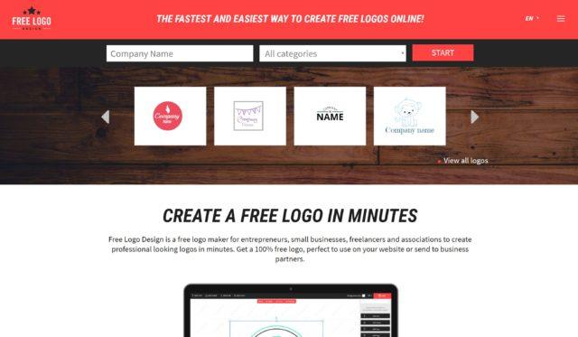 15 website tao logo online