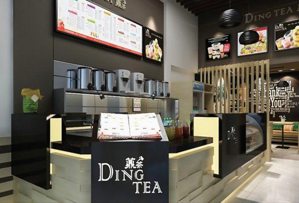 Mẫu biển quảng cáo trà sữa