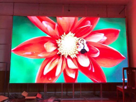 Biển quảng cáo đèn led full màu