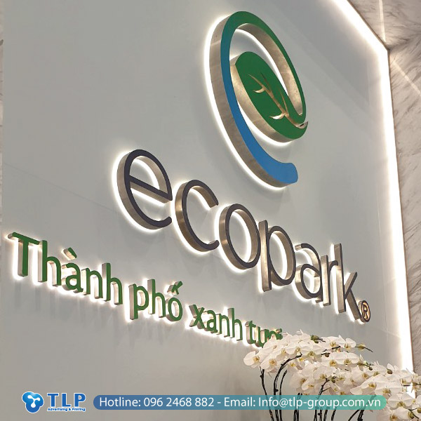 backdrop le tan tai ecopark